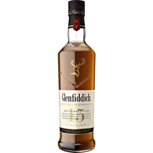 Scotch 15 J. 40% Vol.