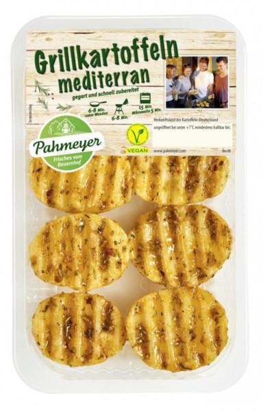 Grillkartoffeln, mediterran