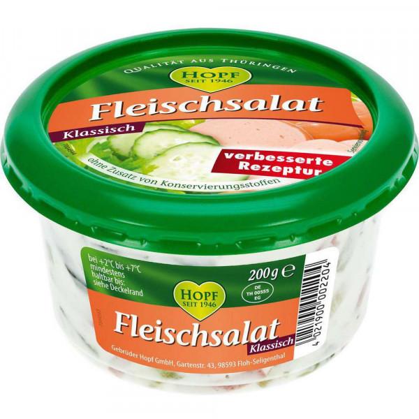 Fleischsalat, klassisch