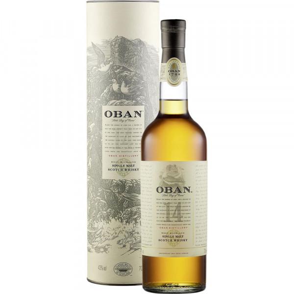 West Highland Single Malt Scotch Whisky 14 Jahre 43%