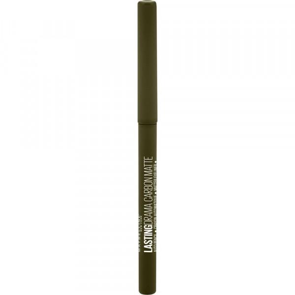 Eyeliner Lasting Drama Carbon Matte, Jade Olive 860