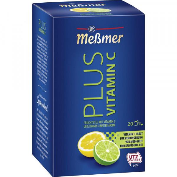 Tee Plus Zitrone-Limette+Vitamin C