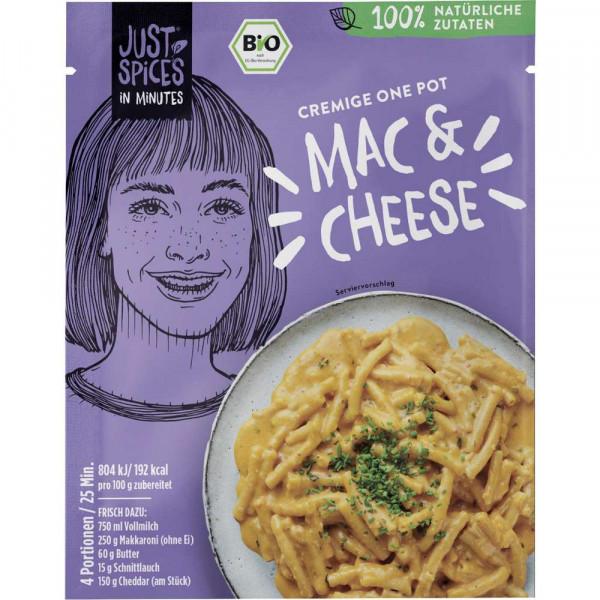 "Bio Gewürzmischung ""Mac & Cheese"""