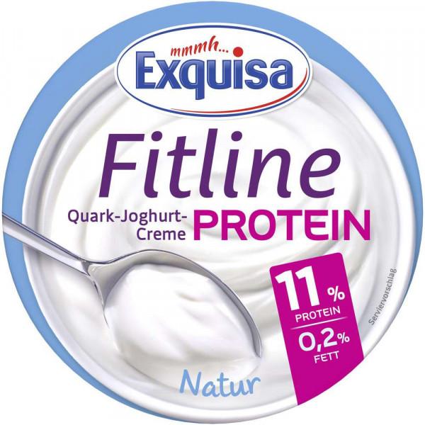 """Joghurt """"Fitline"""", 0,2% Fett"""