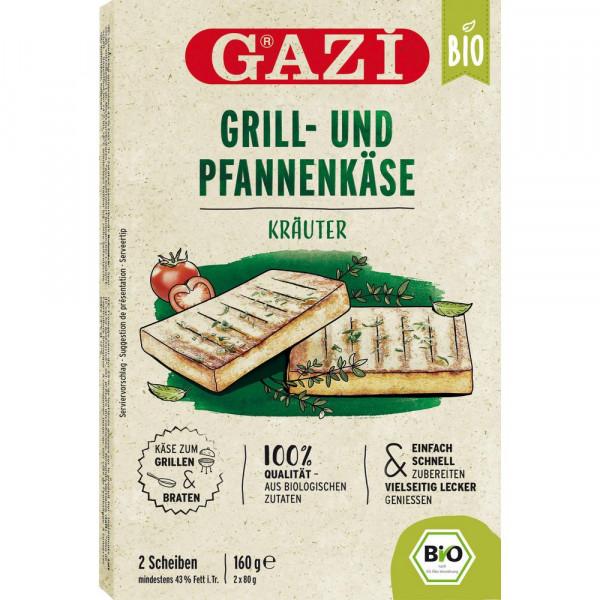 Bio Grill- und Pfannenkäse, Natur