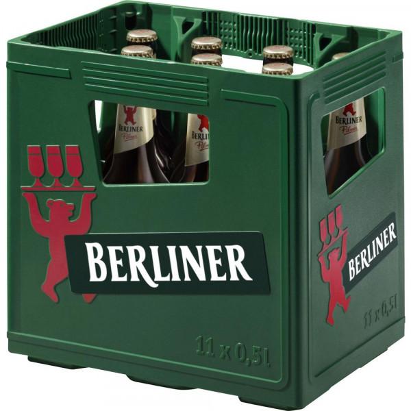 Pilsener Bier, 5% (11 x 0.5 Liter)