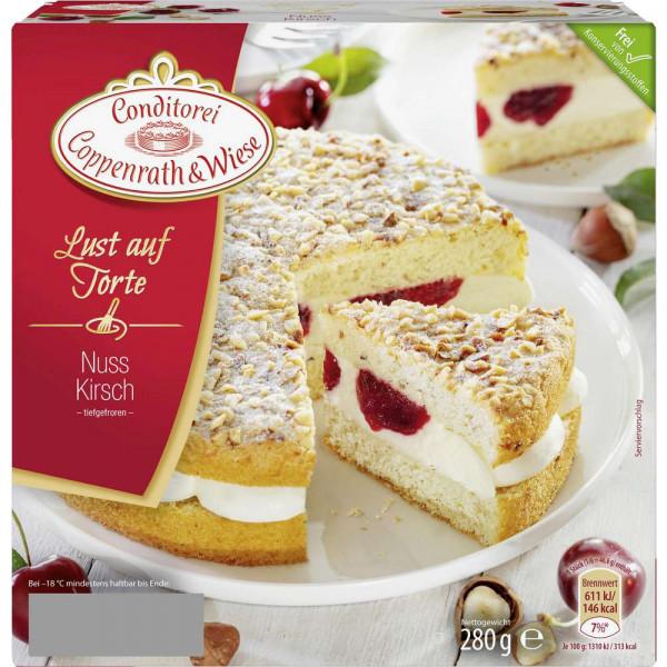 Nuss Kirsch Torte