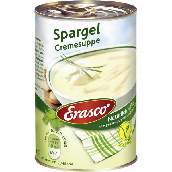 Spargel Cremesuppe