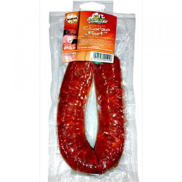 """Spanische Salami Chorizo """"Fort"""", würzig"""