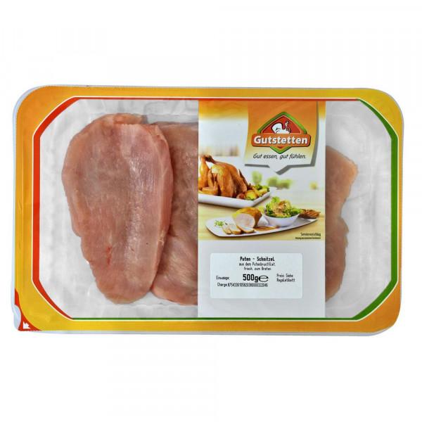 Puten-Schnitzel