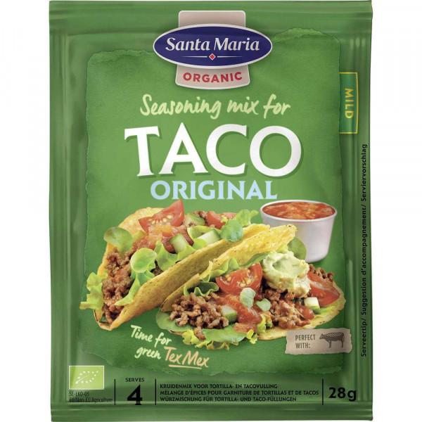 Bio Würzmischung Taco, mild