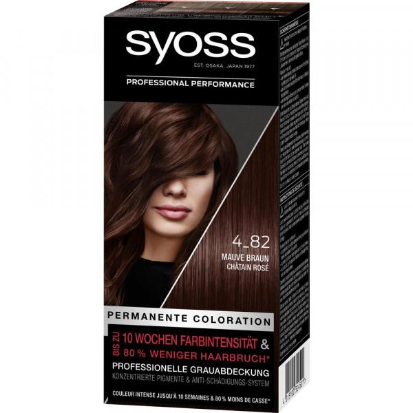 Haarfarbe, 4_82 Mauve Braun