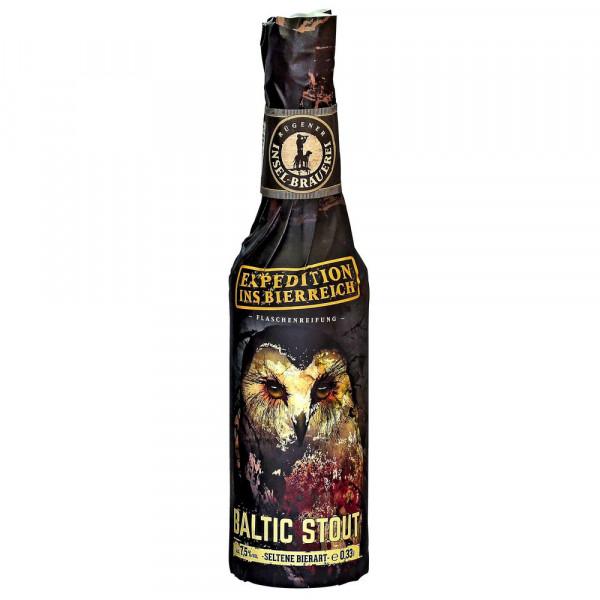 Baltic Stout Craft Beer 7,5% (24 x 0.33 Liter)