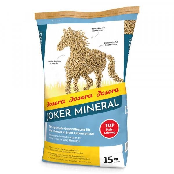 """Hunde-Trockenfutter """"Jocker Mineral"""""""
