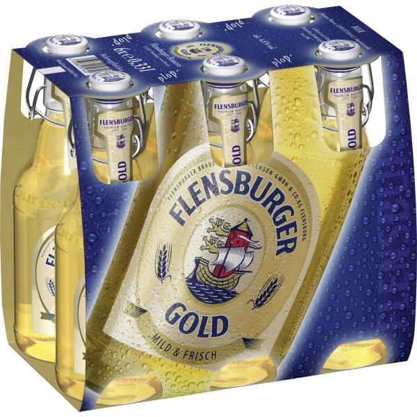 Gold Bier 4,8% (6 x 1.98 Liter)