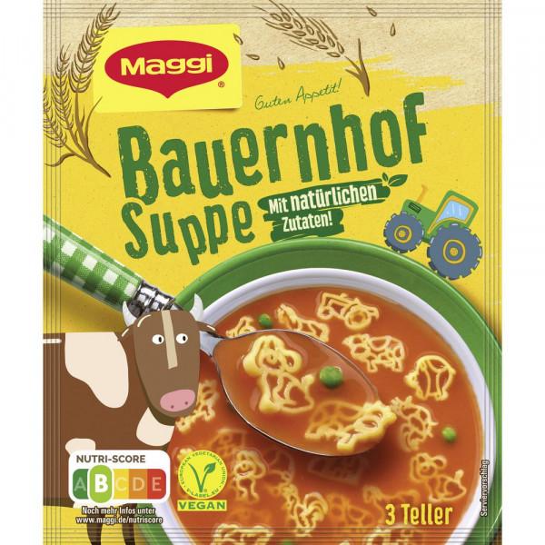 Bauernhofsuppe