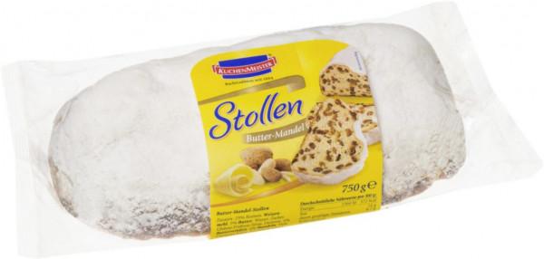 Butter-Mandelstollen