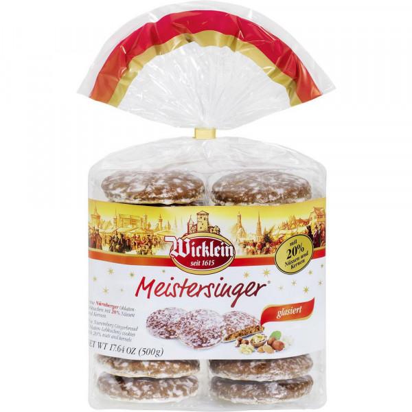 """Lebkuchen """"Meistersinger"""", glasiert"""