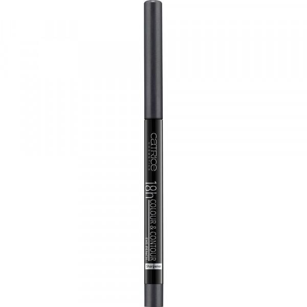 Kajal 18H Colour & Contour Eye Pencil, Absolute Greyziness 020