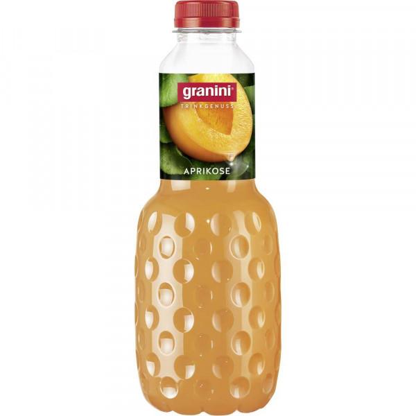 Trinkgenuss Aprikosensaft