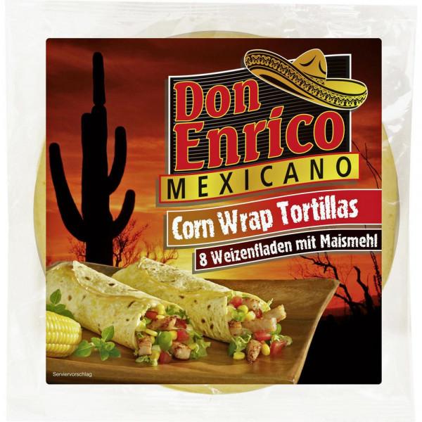 Corn Wrap Tortillas