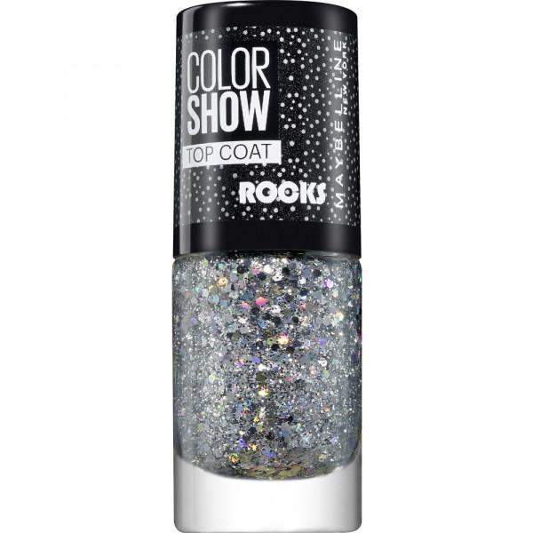 Nagellack Color Show Top Coat, Crystal Rocks 90