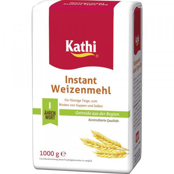 Instant-Mehl