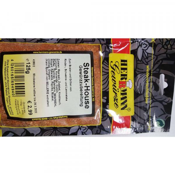 Gewürzmischung Steak-House