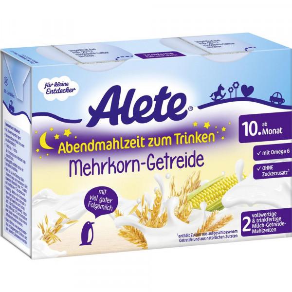 Milch-Getreide-Mahlzeit, Mehrkorn