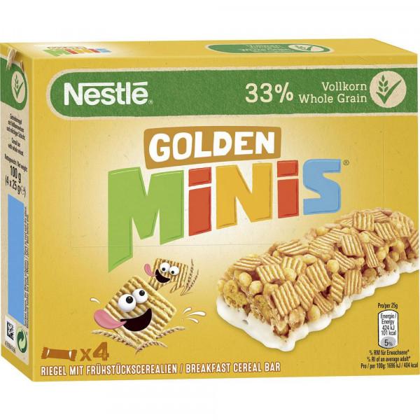Golden Minis Müsliriegel