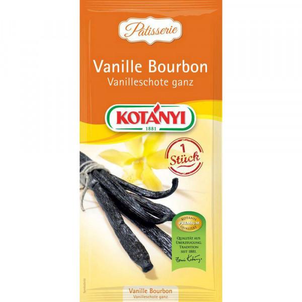 Vanilleschote Bourbon, ganz