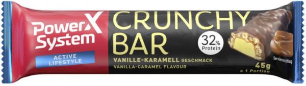 """Protein Riegel """"Crunchy Bar"""", Vanille"""