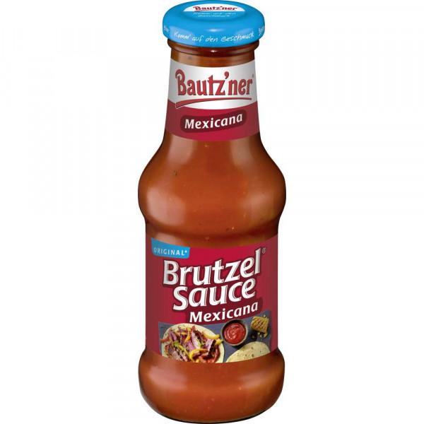 Brutzelsauce, Mexicana