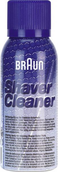 Rasierer Reinigungsspray