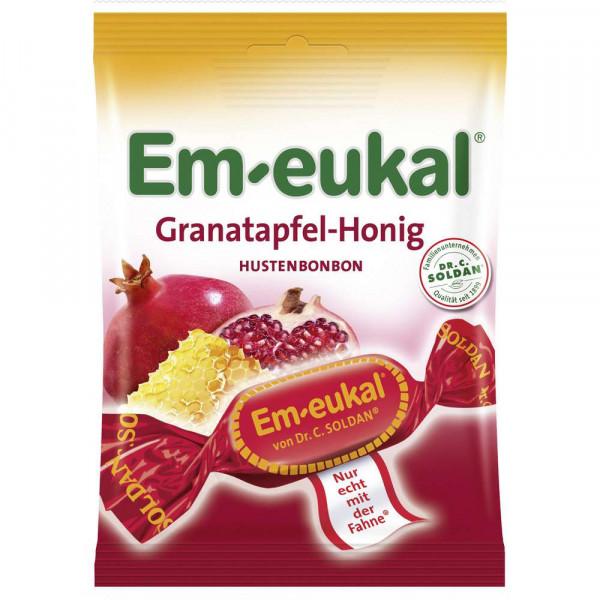 Bonbons, Granatapfel-Honig