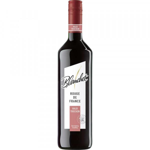 Rouge de France halbtrocken Vin de France