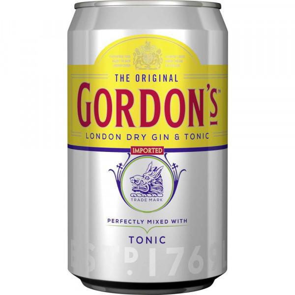 London Dry Gin & Tonic 10%