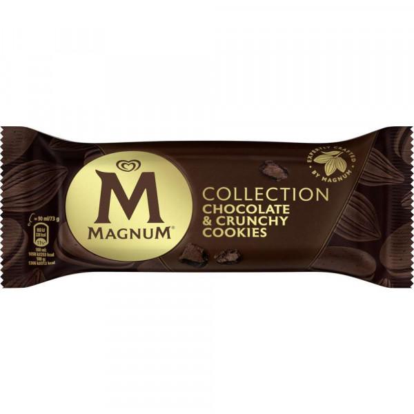 Stieleis Magnum Collection, Chocolate & Crunchy Cookies