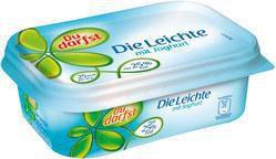 """Halbfettmargarine mit Joghurt """"Die Leichte"""", Original"""