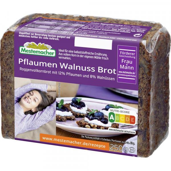 Pflaumen-Walnuss-Brot