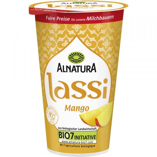 Bio Joghurt-Drink Lassi, Mango