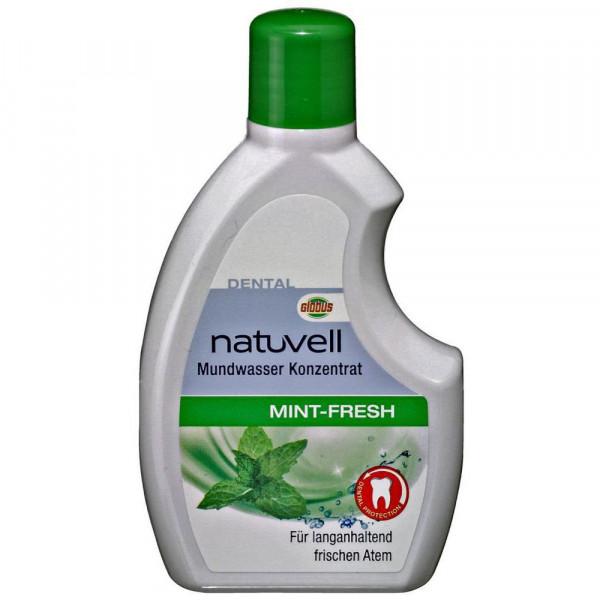 Mundwasserkonzentrat, mint-fresh