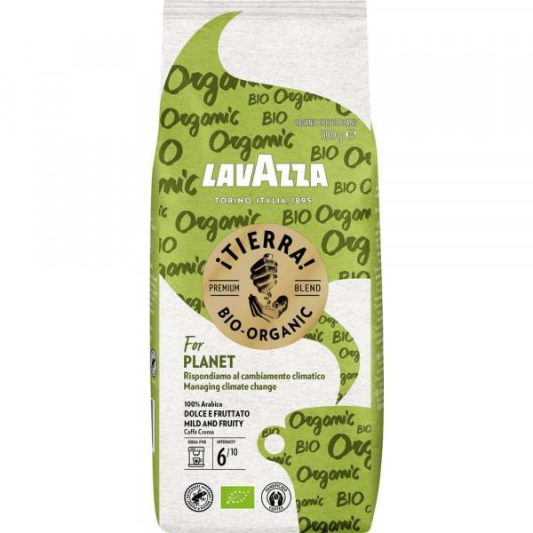 Tierra Organic Kaffee Crema bio