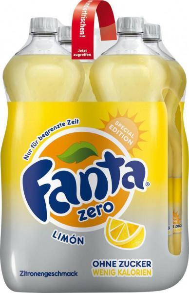 Lemon Limonade Zero, zuckerfrei (100 x 150 Liter)