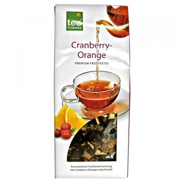 Tee Cranberry-Orange