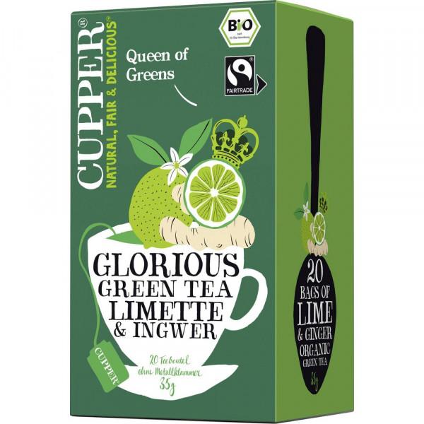 Tee Limette/ Ingwer