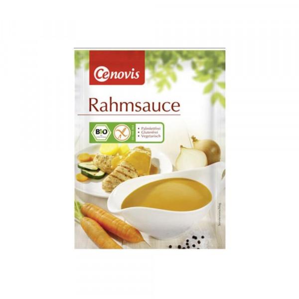 Bio Rahmsauce 40g