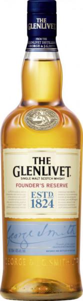 Single Malt Scotch Whisky Founder's Reserve 40%
