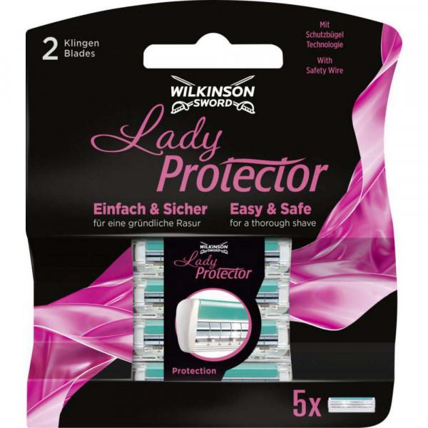 "Rasierklingen ""Lady Protector"""