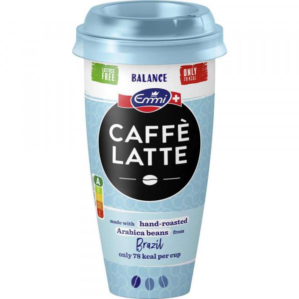 Caffè Latte, Balance